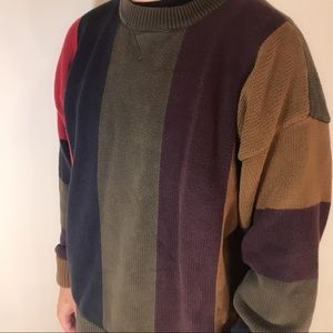 Vintage Woods & Gray multicolored sweater